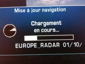 Mise à jour navigation RT4
